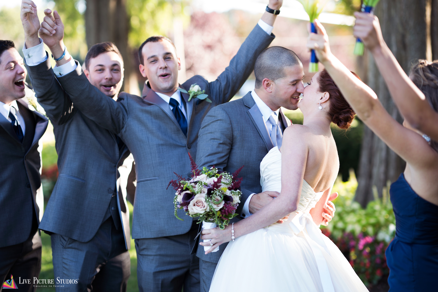 3 Ideas From Nj Wedding Photography Pros For Having A Small Wedding