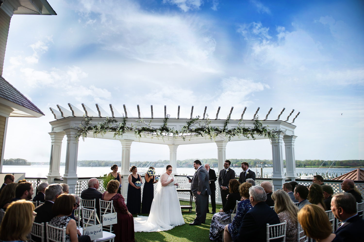 nj-wedding-photographers-alli&mickey-vows-altar-outdoor-ceremony