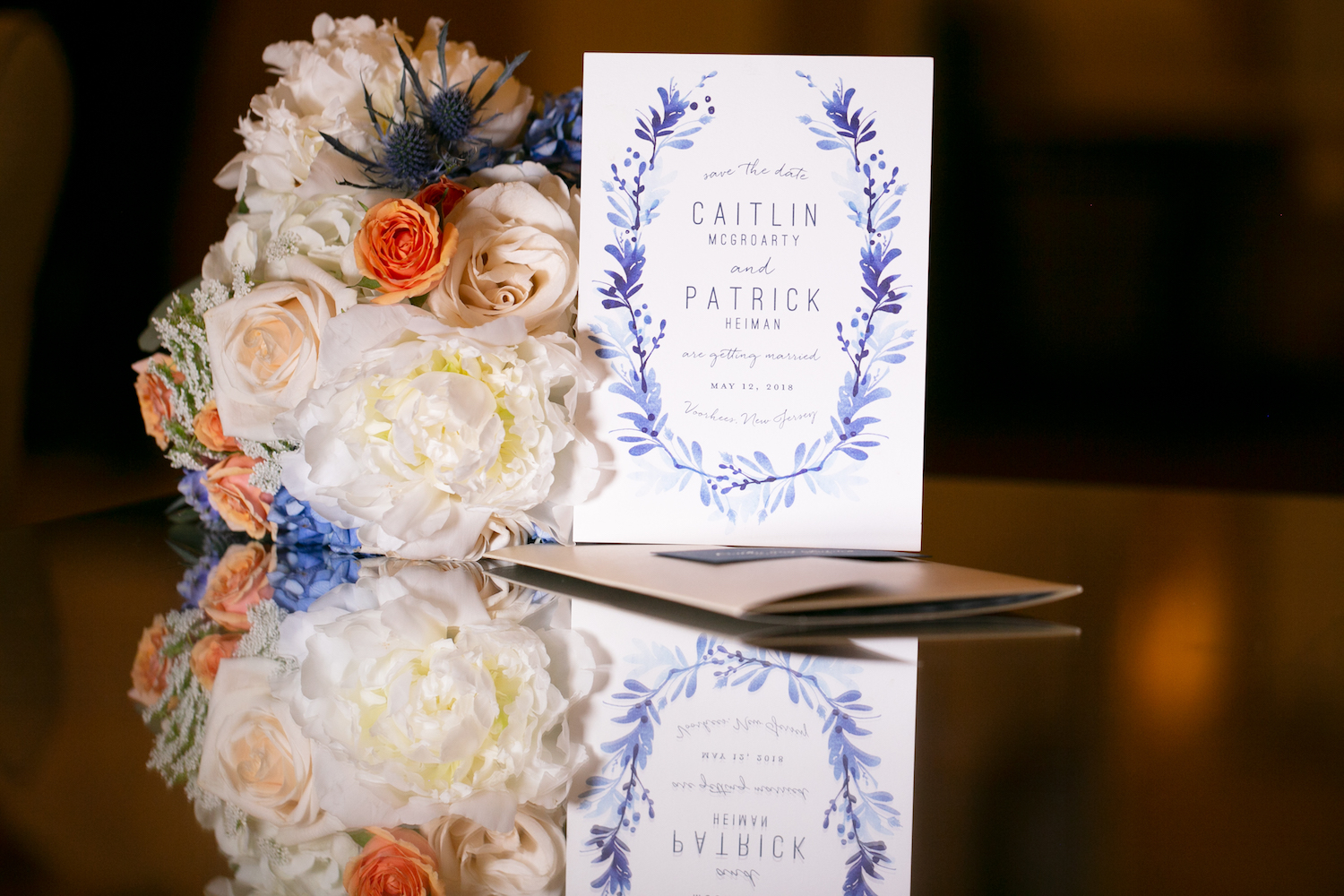 Caitlin and Patrick – Wedding Photo Highlights from The Mansion on Main Street in Voorhees Township, NJ