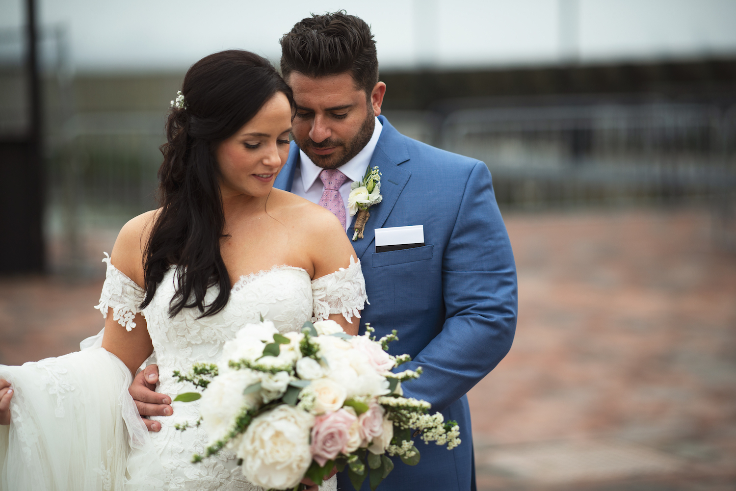Denise and Jason – Wedding Photo Highlights from Maritime Parc in Jersey City, NJ