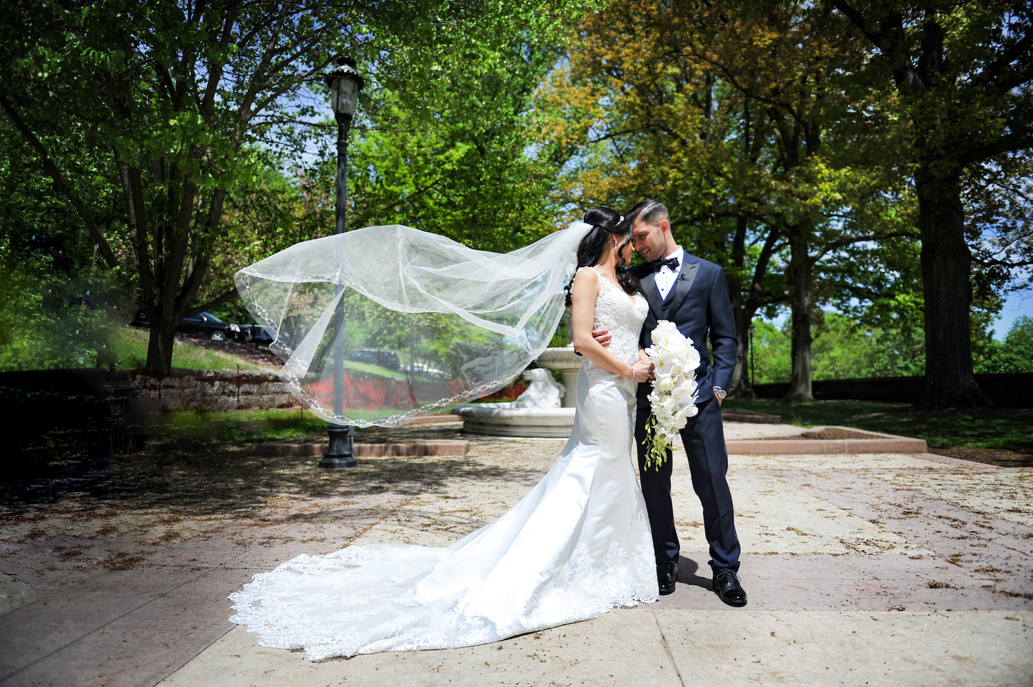 Nicole and James – Wedding Photo Highlights from Westmount Country Club in Woodland Park, NJ
