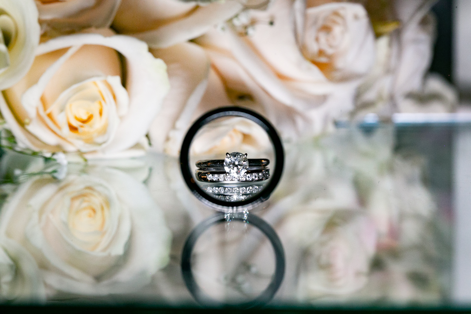 Kristina and Jazz – Wedding Photo Highlights from The Mansion on Main Street in Voorhees Township, NJ