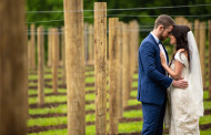 Megan and David – Wedding Photo Highlights from Bear Brook Valley in Fredon Township, NJ