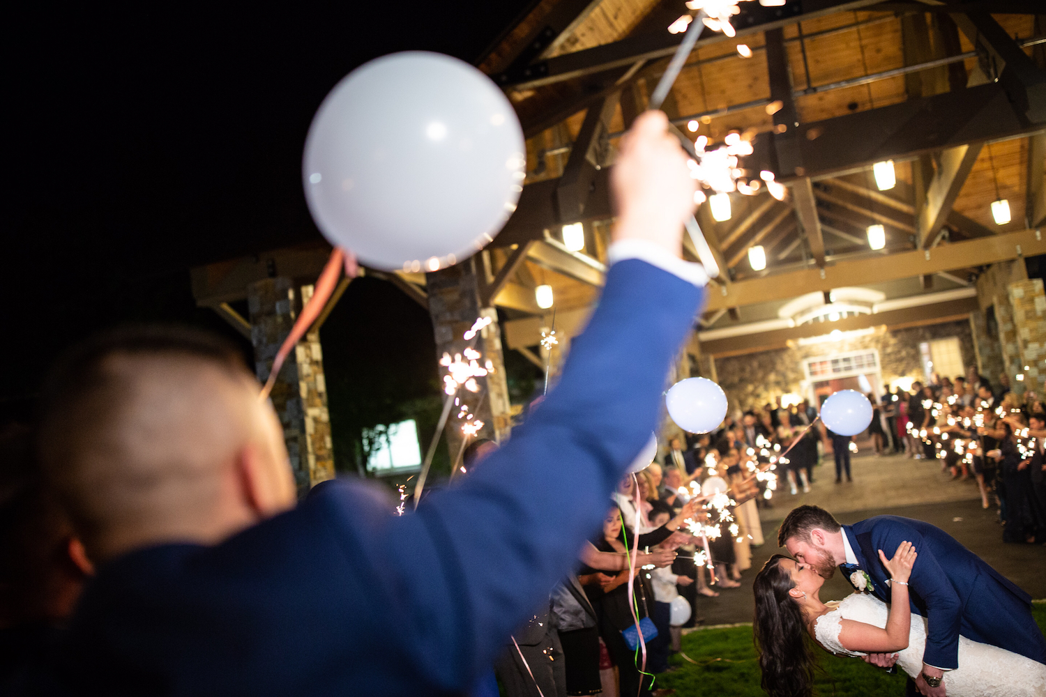 3 Tips from NJ Wedding Photographers for Incorporating July 4th into Your Celebration