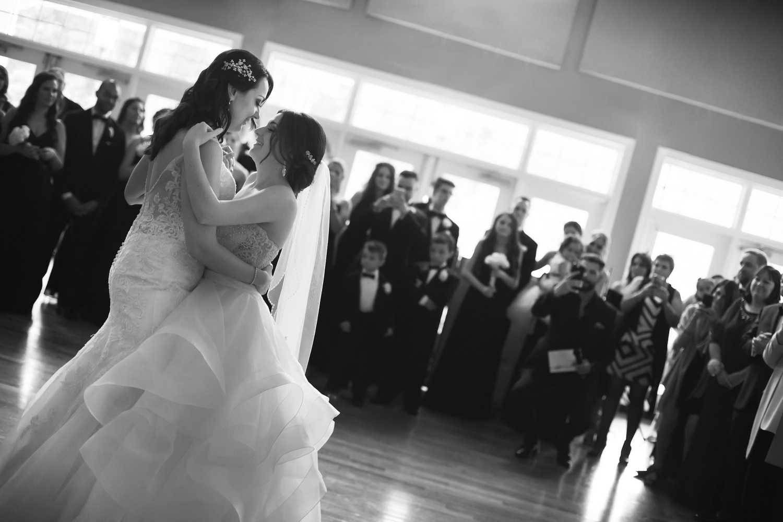 nj-wedding-photographers-cailin&graciela-first-dance-blackandwhite
